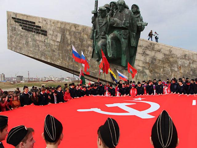"""Новороссийск: """"Наша Великая Победа"""""""