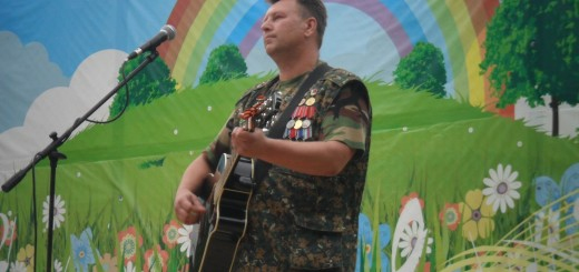 Дорогами русского солдата