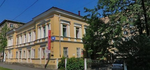 ГБУЗ «Госпиталь для ветеранов войн», г.Петрозаводск, улица Куйбышева, 8